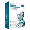 ESET Nod 32 Anti Virus 5.0 1 User/3 User